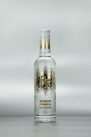Vodka 40% Alk. «RUSSIAN FORMULA» 0,5L