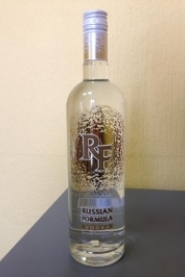Vodka 40% Alk. «RUSSIAN FORMULA» 1,0 L